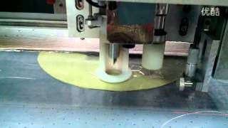 nanotech gasket cutter CNC making machine
