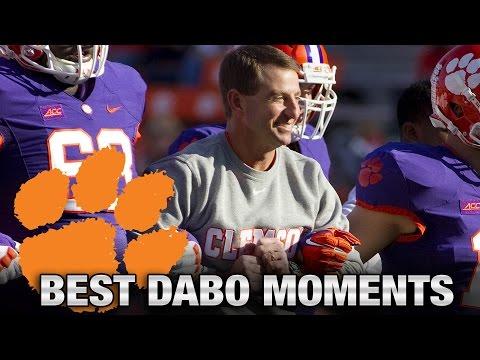 Clemson Football: Dabo Swinney's Greatest Moments as Tiger Head Coach