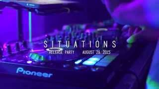 Situations EP Release Party