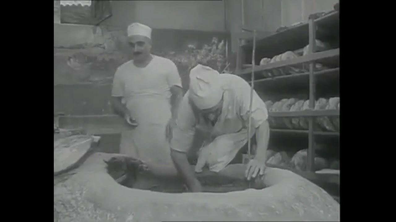 თონის პური  ქართველი ხაბაზები რეჟისორ ბიძინა რაჭველიშვილის ფილმიდან ხაბაზები 1979 წ არქივი