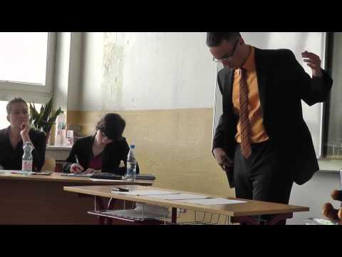 2014 Bratislava Schools Debating Championships (Slovenia C Logos v. ACJC) Round 6