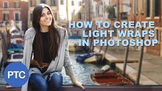 Wie Erstelle Light Wraps In Photoshop - Licht Streut Besser Für Composites