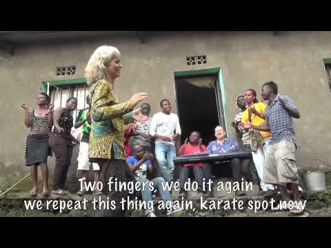 Two Fingers - A Trauma Tapping Song from Rwanda (TTT)