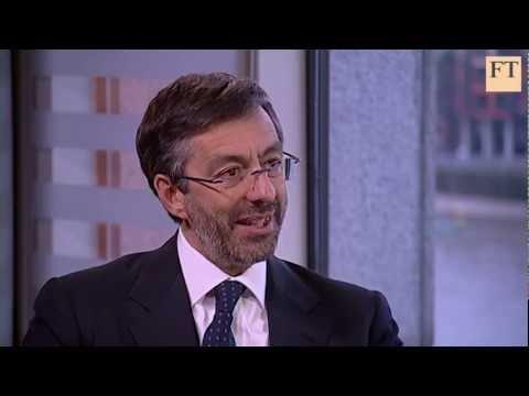 Italian banker backs banking union