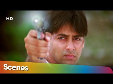 Salman Khan Best Scenes From 90's Blockbuster Movie Auzaar | Shilpa Shetty | Sanjay Kapoor
