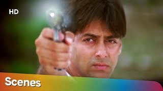 Salman Khan best scenes from 90's blockbuster movie Auzaar | Shilpa Shetty | Sanjay Kapoor