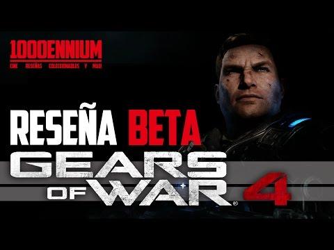 RESEÑA: GEARS OF WAR 4 BETA / REVIEW / CRITICA / OPINIÓN / ANALISIS / HD / XBOX ONE
