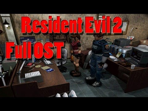 Resident Evil 2 Full 2 OST Albums (All Soundtracks In Biohazard 2 HDHQ With Tracklist)