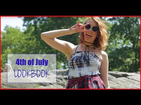 4th Of July LOOKBOOK