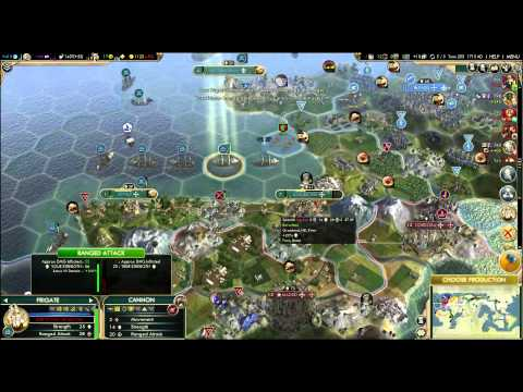 Deity 43 CIV Huge Earth: The Celts Redux P28 Nuclear Subs on Patrol