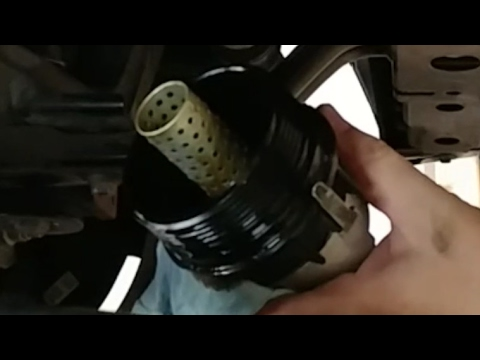 How to Change the Oil in a 2015 Toyota 4Runner