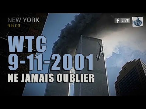 [ATTENTAT] 911 WTC 11 Septembre 2001 World Trade Center