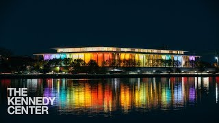 Welcome to The Kennedy Center!