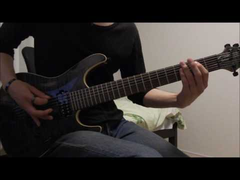 Unearth - Endless - (guitar cover)