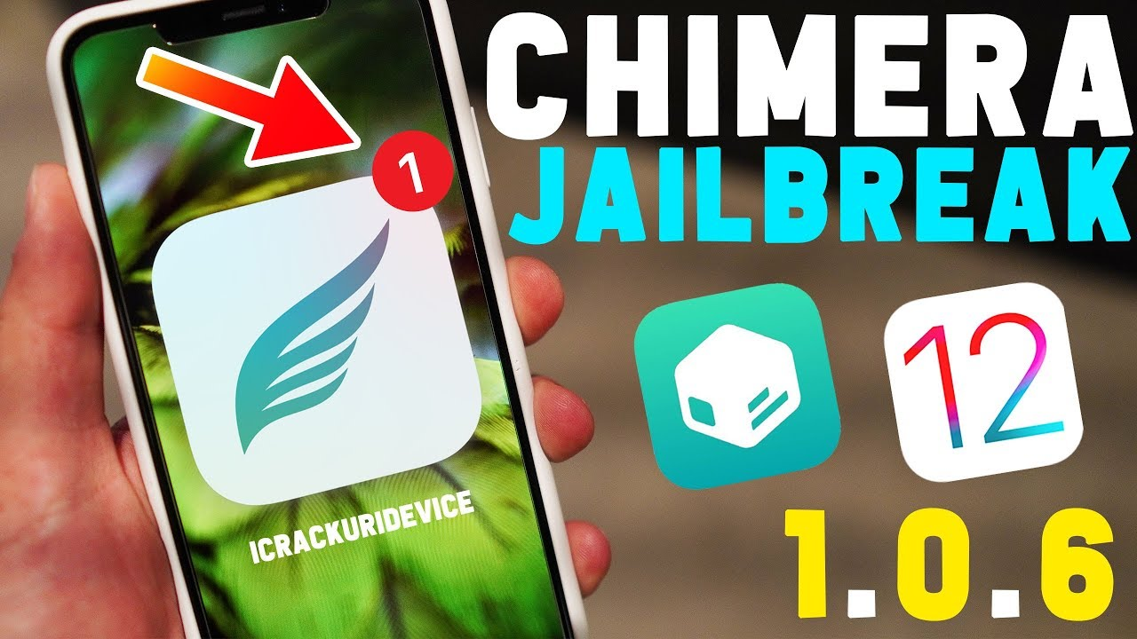 NEW Jailbreak iOS 12 A12 Chimera Update! Pre iOS 12 3 Jailbreak & Update  Chimera