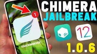 NEW Jailbreak iOS 12 A12 Chimera Update! Pre iOS 12.3 Jailbreak & Update Chimera