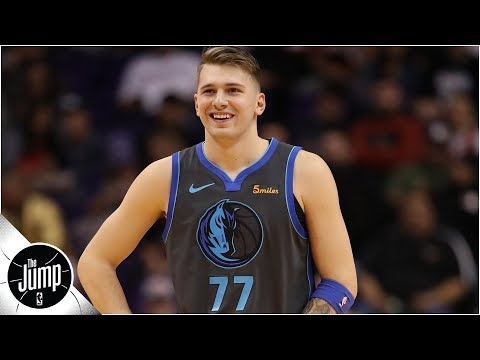 Luka Doncic makes GMs regret passing up on him l The Jump