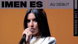 Imen Es - Au Début (Live) | ROUNDS | Vevo