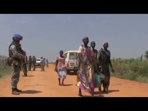 China's key role in peacekeeping in South Sudan