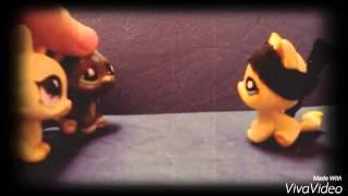 Lps клип:Лен и Рин trick and treat