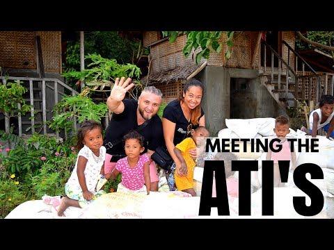 MEETING THE ATI'S OF BORACAY ISLAND | PHILIPPINES