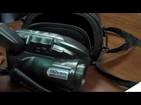 Quasar Video Camera Parts
