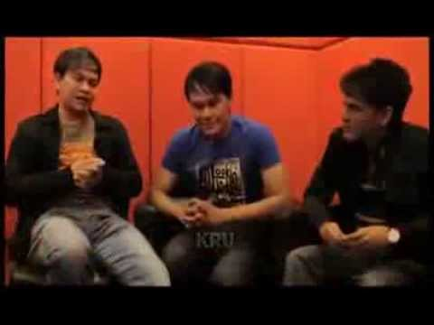 The Making Of Gemuruh Suara (Team Malaysia's Theme Song) - KRU