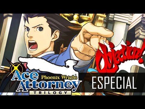 ACE ATTORNEY : A JUSTIÇA É O DIREITO DO MAIS FRACO!