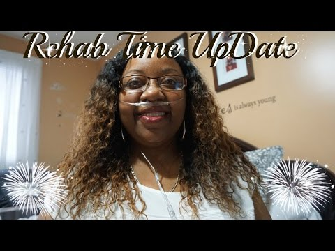 REHAB TIME UPDATE  LIVING WITH INTERSTITIAL LUNG DISEASE  PETALISBLESS