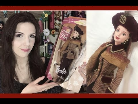 RETRO DOLL REVIEW - City Seasons Collection - Autumn in Paris Barbie