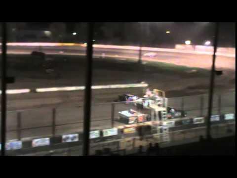 IMCA Sportmod Feature Seymour Speedway 8/16/15
