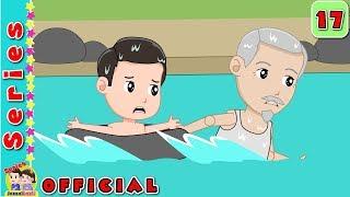 #17 Berenang bersama kakek#Jamal Ketiduran#Jamal Laeli Series Official