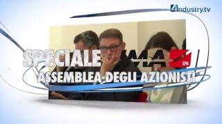 Gambar cover 4industry.tv - IMA Assemblea soci e presentazione bilancio 2015 - Intervista ad Alberto Vacchi