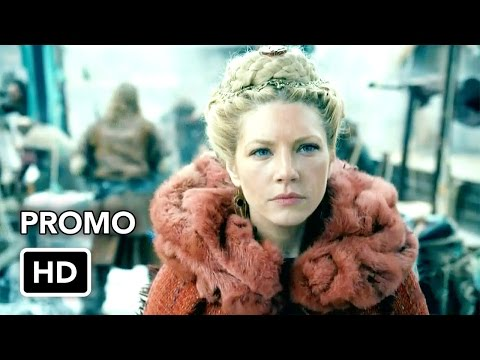 "Vikings 4x17 Promo ""The Great Army"" (HD) Season 4 Episode 17 Promo"