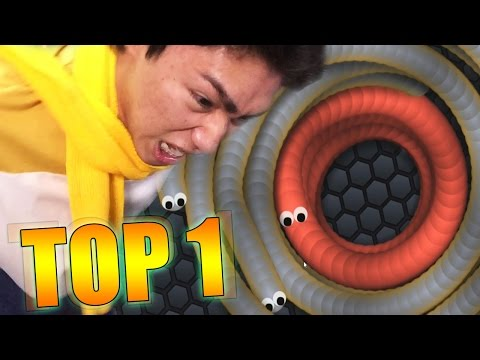 Thumbnail: TOP 1 EN SLITHER.IO !! - Fernanfloo