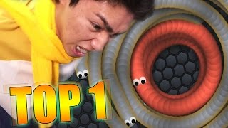 TOP 1 EN SLITHER.IO !! - Fernanfloo