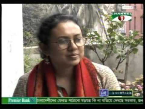 Sakila Jesmin- Report on Global climate change and Bangladesh