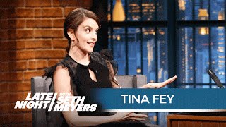 Tina Fey's Embarrassing Locker Room Incident