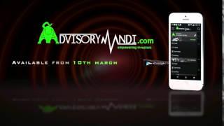 Advisorymandi Mobile App Teaser