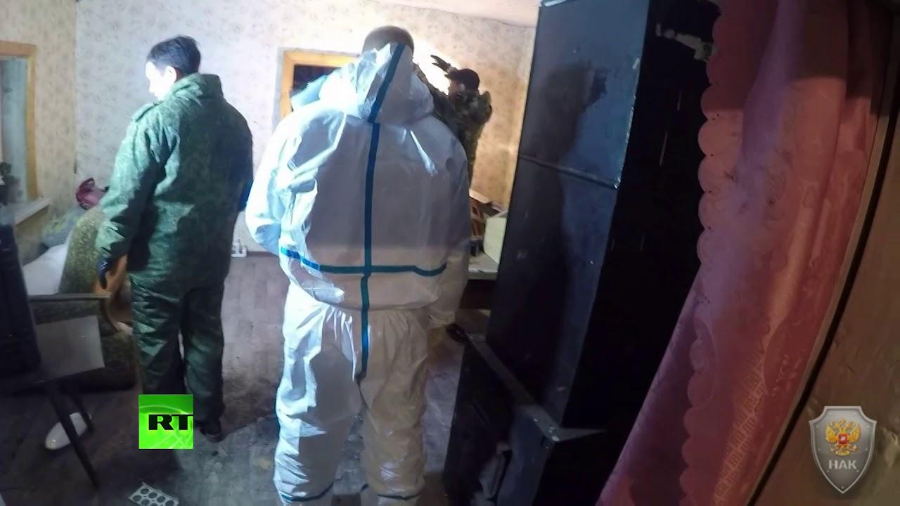 В Самарской области ликвидировали готовившего теракт боевика