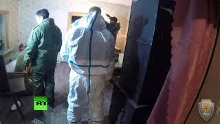 В Самарской области ликвидировали готовившего теракт боевика — видео из дома преступника