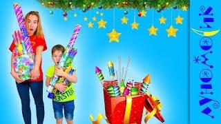 Download НАШЛИ ДЕНЬГИ! Как купить МНОГО ХЛОПУШЕК на Новый год за 50 рублей? Mp3 and Videos