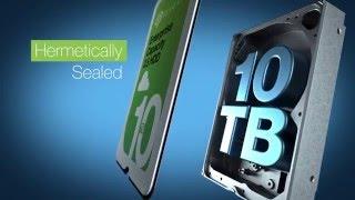 Seagate 10TB Enterprise Capacity Drive