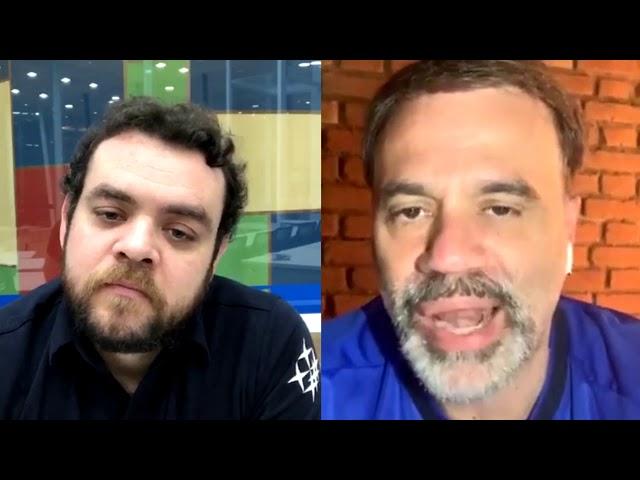 Jornalista Mauro Beting fala sobre o São Bento e boas histórias esportivas