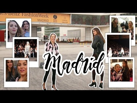 ¿ENSEÑO MI VESTIDO DE NOVIA? + FASHION WEEK MADRID - LoveYoli