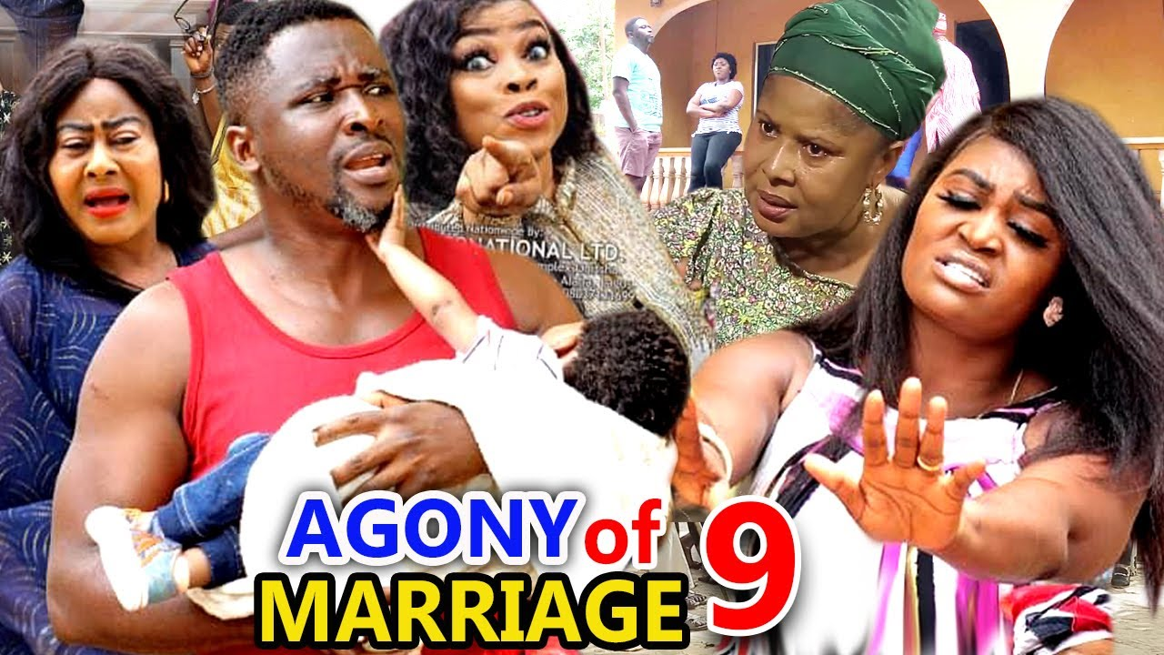 Download AGONY OF MARRIAGE SEASON 9 - New Movie | 2020 Latest Nigerian Nollywood Movie Full HD
