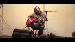 "Jason Goatcher performs ""We Work the Black Seam"" by Sting"