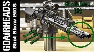 Classic Army Shot Show