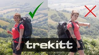 How to Fit Your Rucksack Correctly