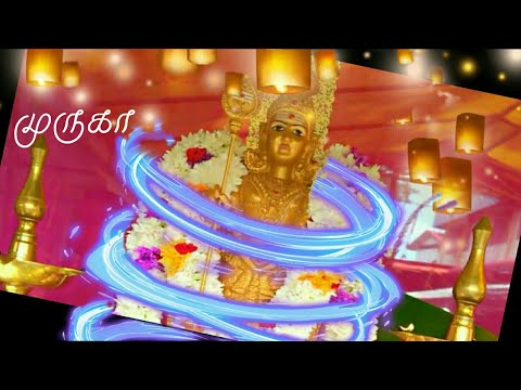 Om Muruga   Tamil Lord Murugan Whatsapp Status 🙏